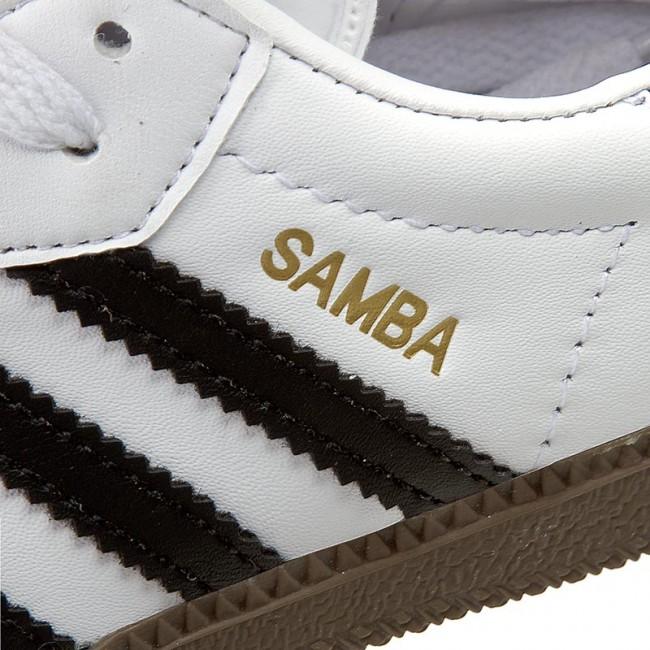 Shoes adidas Samba G17102 WhtBlack1Gum5