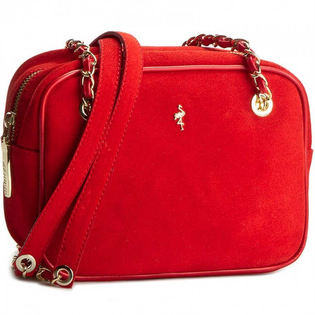 Handbag MENBUR - 763510007 Red