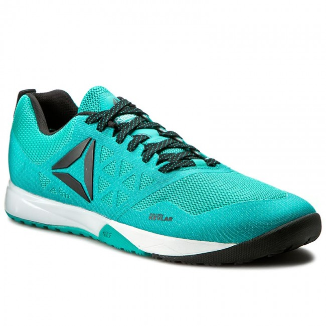 Shoes Reebok R Crossfit Nano 6.0 BD1330 Neon PacificWhite