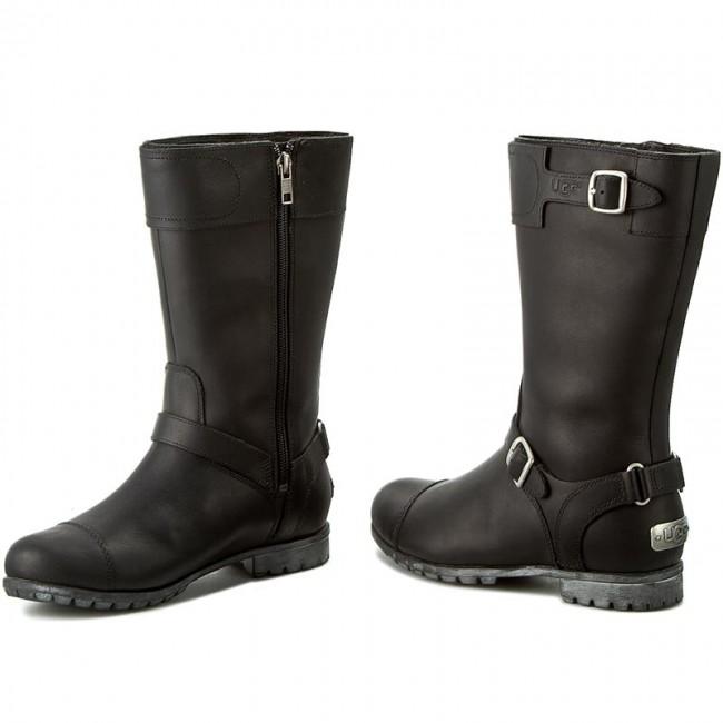 1768a050ce2 Knee High Boots UGG - W Gershwin 1001656 W/Blk