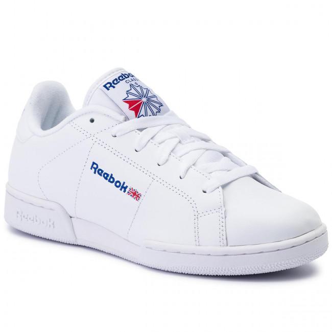 elegante en estilo Nueva York elegante en estilo Shoes Reebok - Npc II 1354 White/White