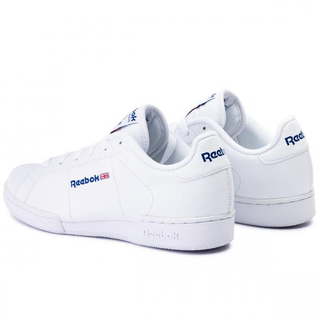 Comparar Miseria Conciencia  Footwear Reebok - Npc II 1354 White/White - Sneakers - Low shoes - Women's  shoes | efootwear.eu