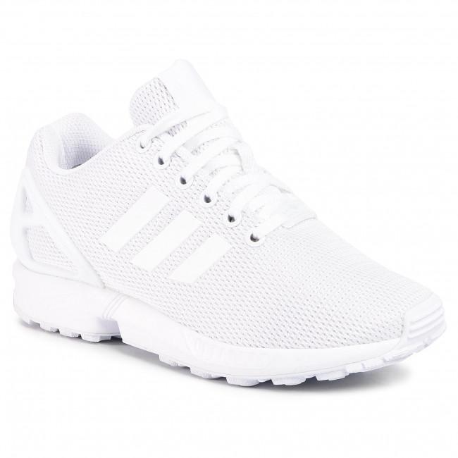 Shoes adidas - Zx Flux S32277 Ftwwht
