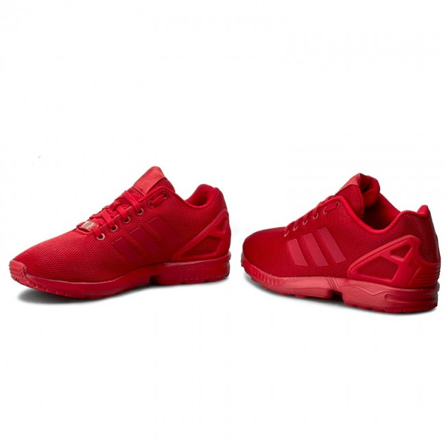 half off d1dab 7dff0 Shoes adidas - Zx Flux S32278 Powred/Powred/Cburgu