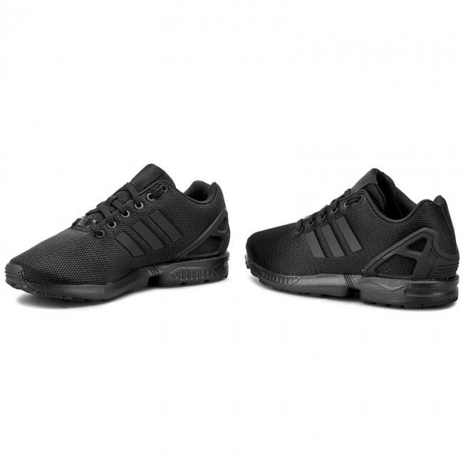 Shoes adidas Zx Flux S32279 CblackCblackDkgrey