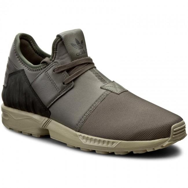 Shoes adidas - Zx Flux Plus S75936 Utigre/Utigre/Ftwwht