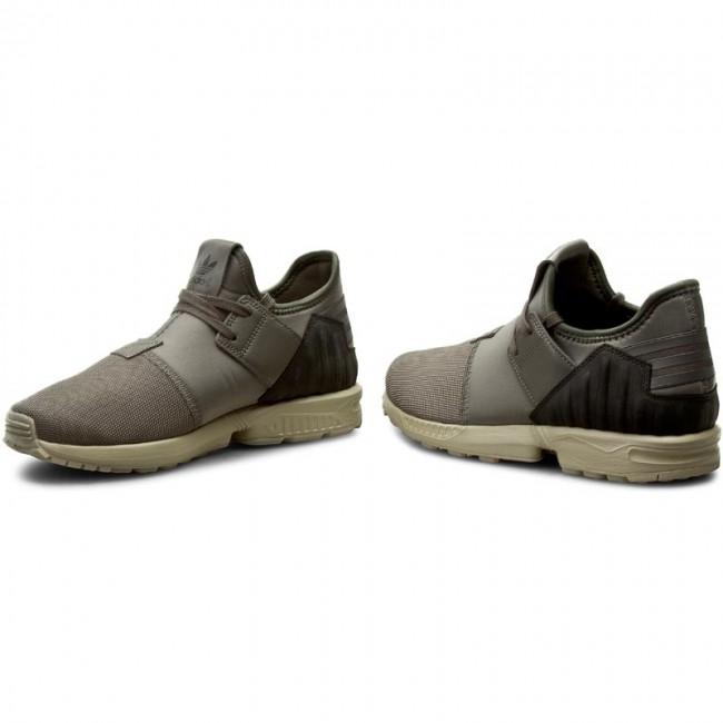 Queja Subrayar Sudor  Shoes adidas - Zx Flux Plus S75936 Utigre/Utigre/Ftwwht - Sneakers - Low  shoes - Men's shoes   efootwear.eu