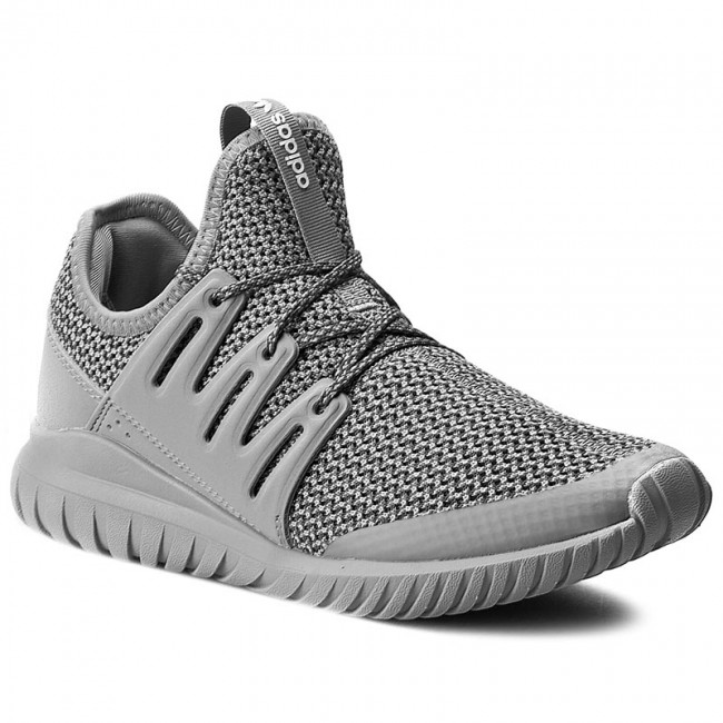 Disco carril Rancio  Shoes adidas - Tubular Radial J S76022 Chsogr/Dgsogr/Vinwht - Sneakers -  Low shoes - Women's shoes | efootwear.eu