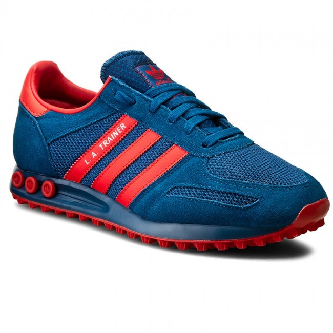 Shoes adidas La Trainer S76062 TecsteRedFtwwht