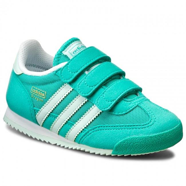 Shoes adidas - Dragon Cf C S79876 Shkmin/Icemin/Ftwwht