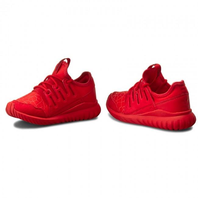 wholesale dealer ab281 fffe9 Shoes adidas - Tubular Radial C S81923 Red/Red/Cblack