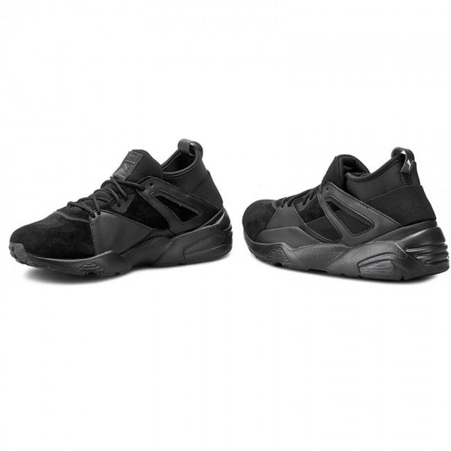 revendeur fddeb c34c4 Sneakers PUMA - BOG Sock Core 362038 01 Puma Black