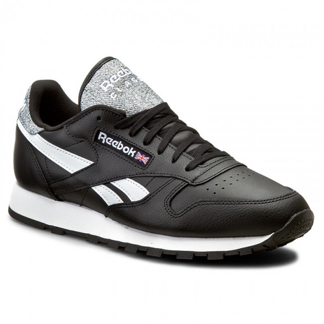 Shoes Reebok Classic Leather Pop AR0300 BlackWhite