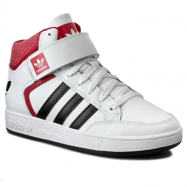 Shoes adidas - Varial Mid B27422 Ftwwht