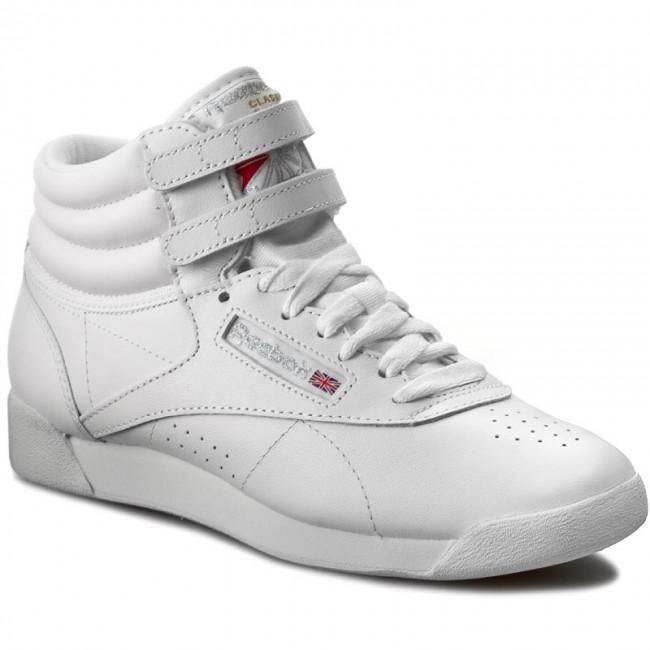 Shoes Reebok - F/S Hi 2431 White/Silver
