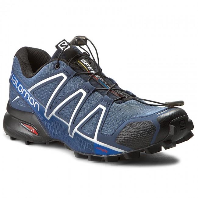 Salomon Speedcross 4 Slateblue Black Blue Yonder
