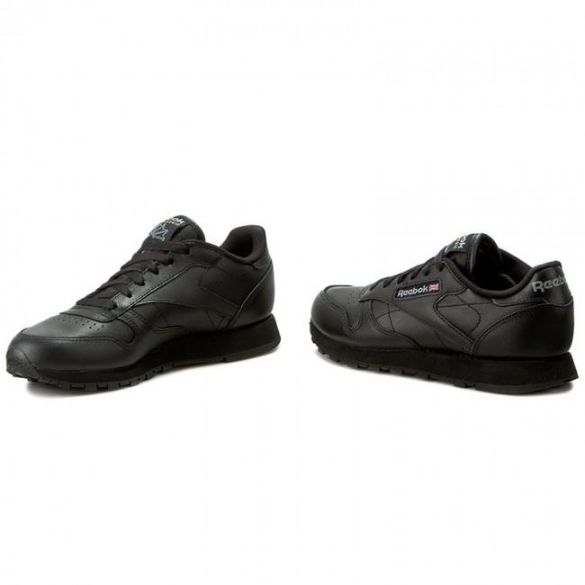 Shoes Reebok Cl Lthr 3912 Black