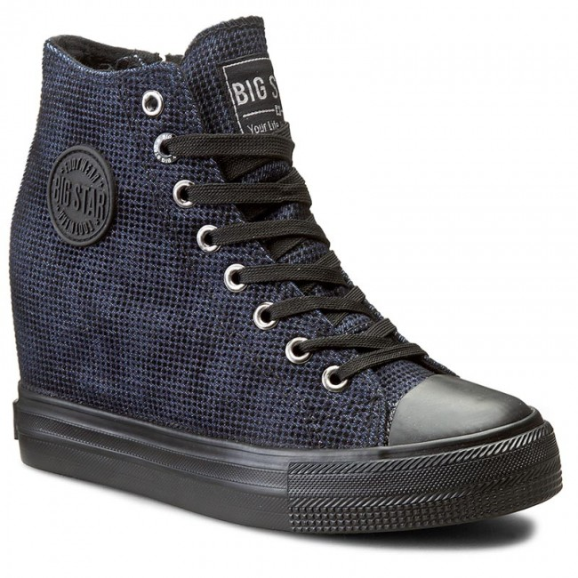 Sneakers BIG STAR - V274938 Black