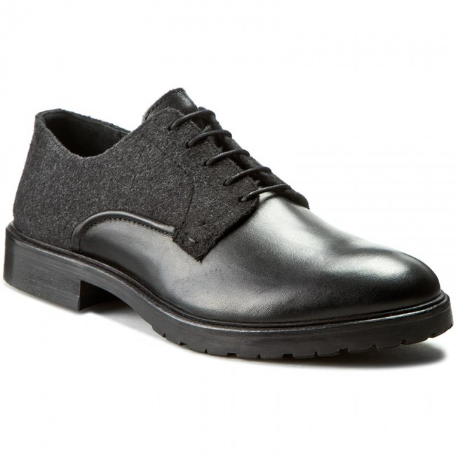 Shoes STRELLSON - New Browne Derby Lace 4010001999 Black 900