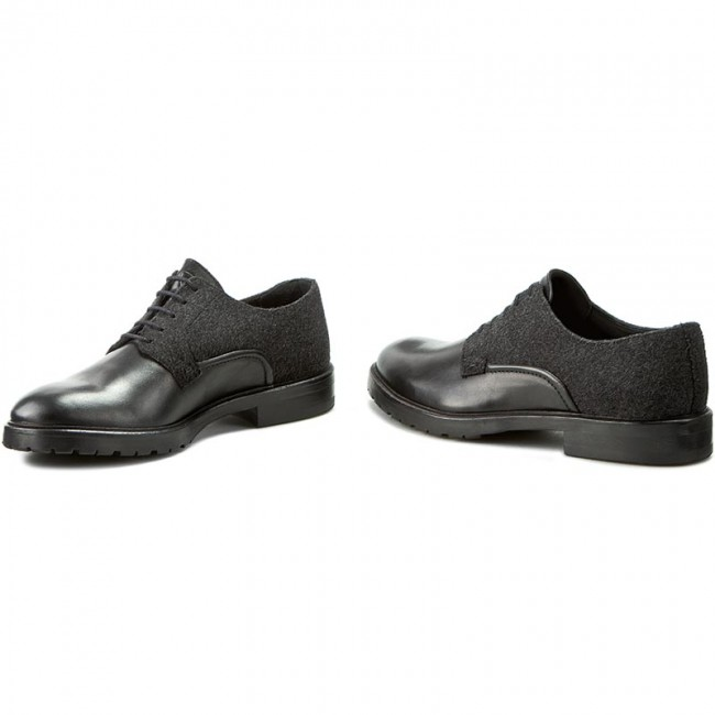 huge discount 92d87 6a6f8 Shoes STRELLSON - New Browne Derby Lace 4010001999 Black 900