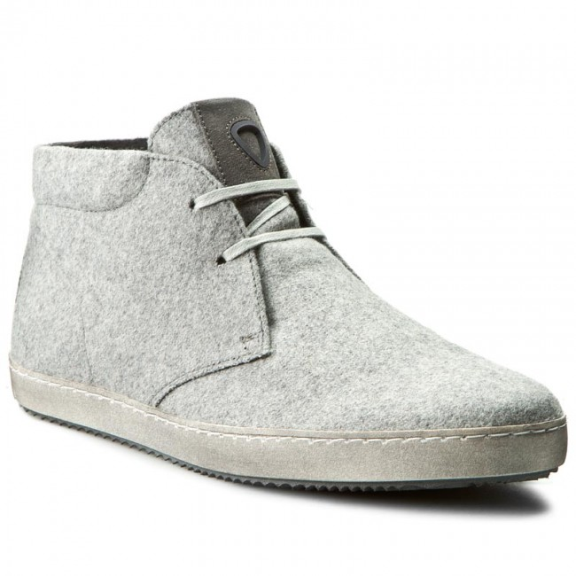 Boots STRELLSON - Fox Mid Lace 4010001987 Grey 800