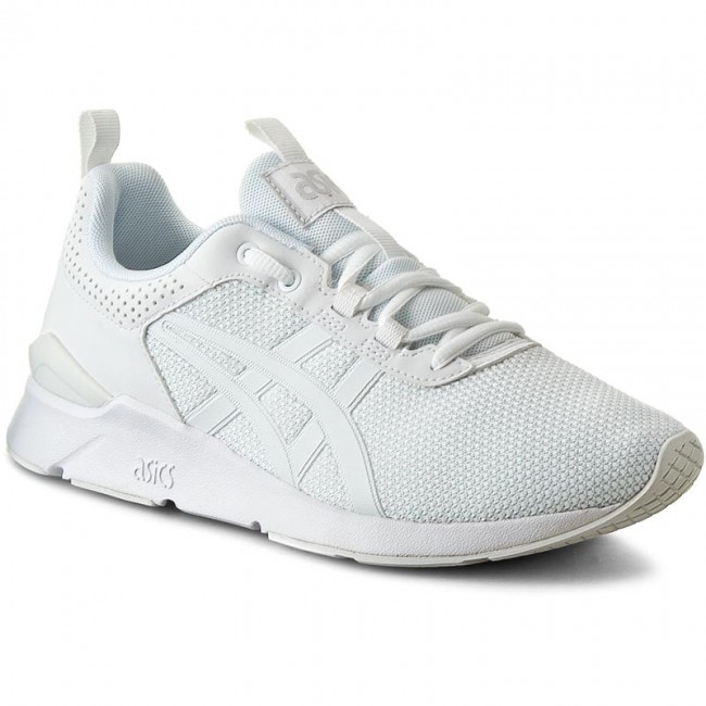 gel lyte runner white