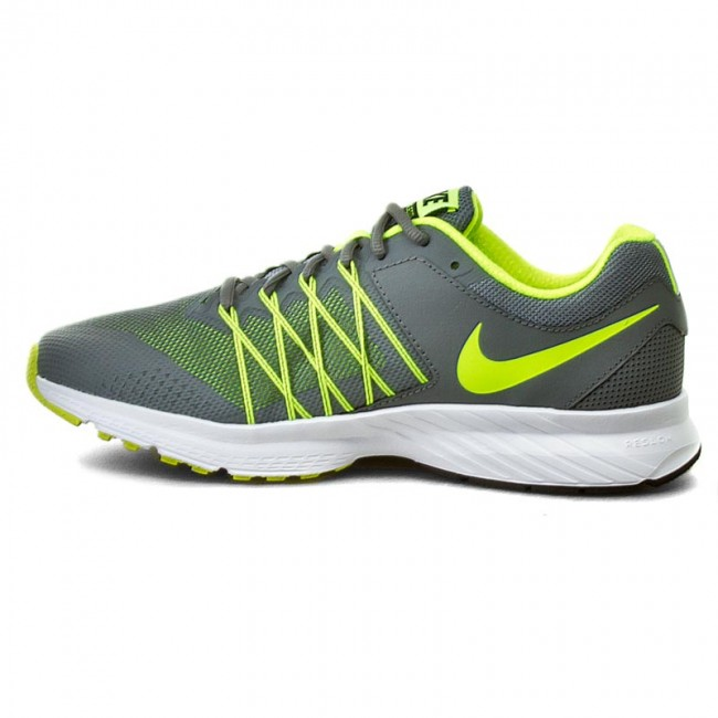 4228a44c0a7 Nike Air Relentless 6 Cool Grey Volt Black