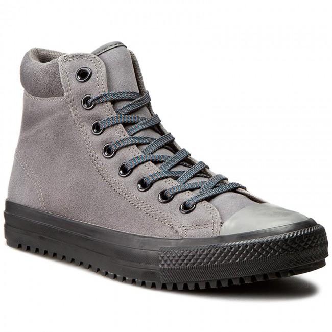 Sneakers CONVERSE Ctas Boot Pc Hi 153673C Charcoal GreyBlue Lagoon