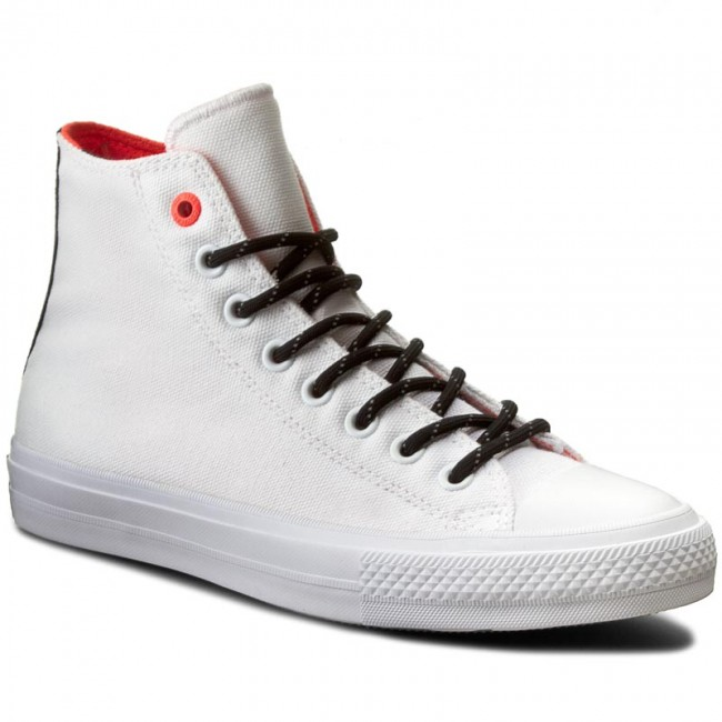 Sneakers CONVERSE Ctas II Hi 153534C WhiteLavaGum