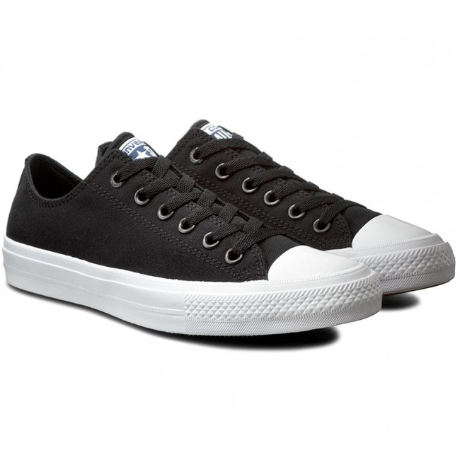 Sneakers Converse Ct Ii Ox 150149c Black White Navy
