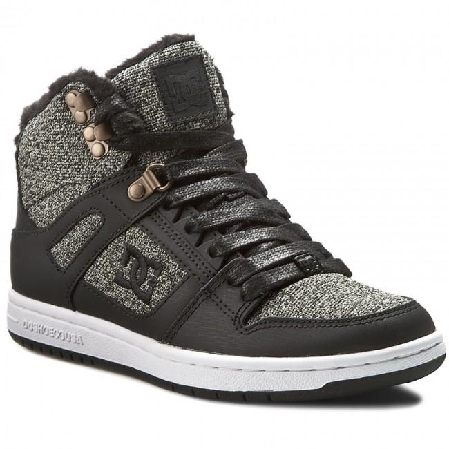 Basket Dc Shoes Wnt Black