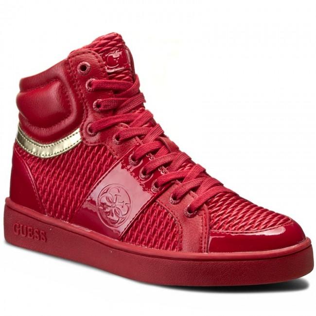 Sneakers GUESS - Ghia FLGHI4 PEL12 RED
