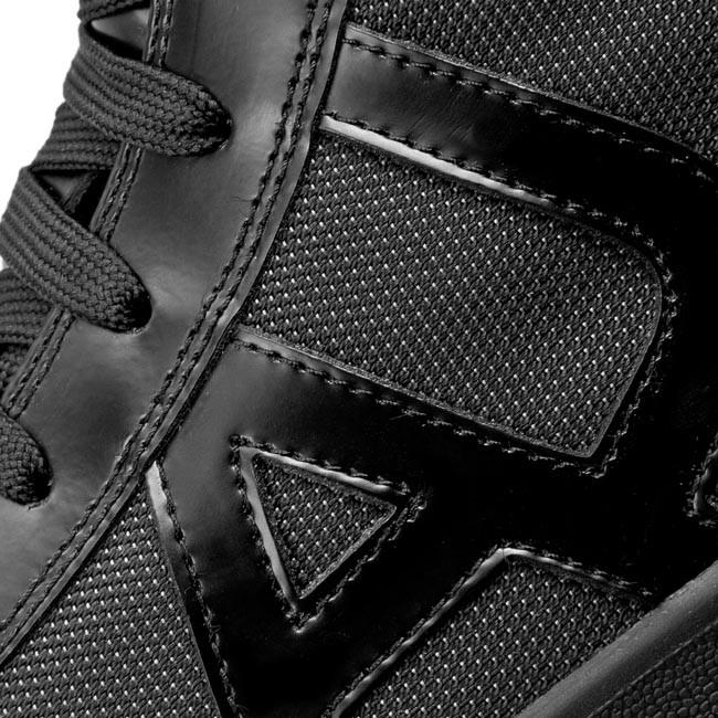 2493860329 Sneakers ARMANI JEANS - 935566 CC503 00020 Nero - Sneakers - Low ...