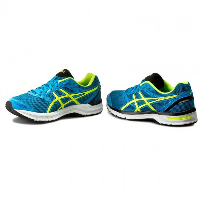 4 Gel Bluesafety T6e3n Shoes Asics Excite Island Yellowblack 4107 vNn8wOm0