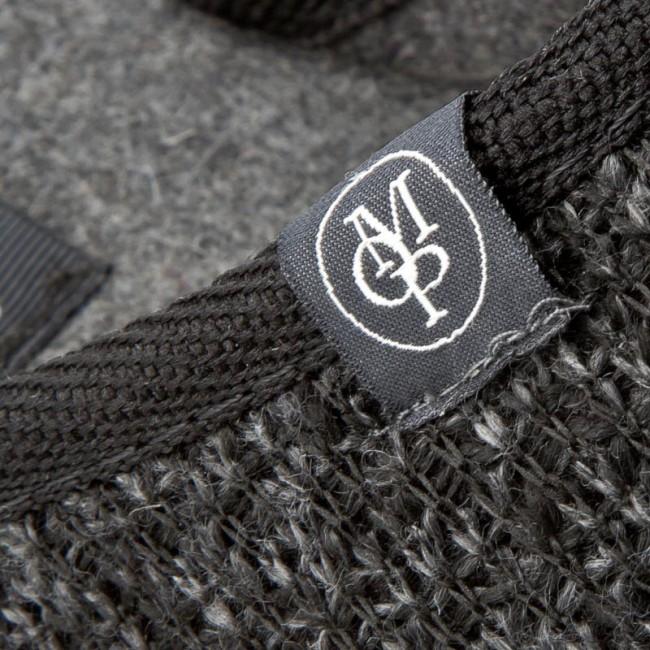 slippers marc o 39 polo 609 23099301 608 darkgrey black 597. Black Bedroom Furniture Sets. Home Design Ideas