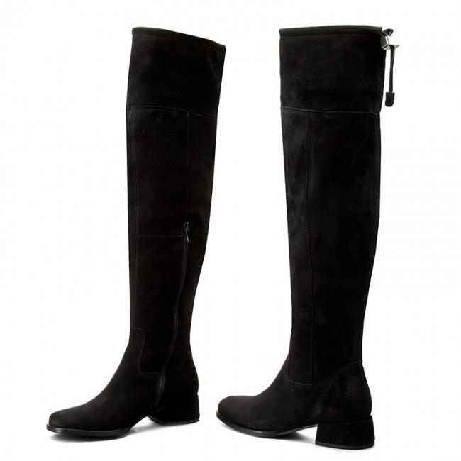 Over Knee Boots GABOR 55.875.17 Schwarz