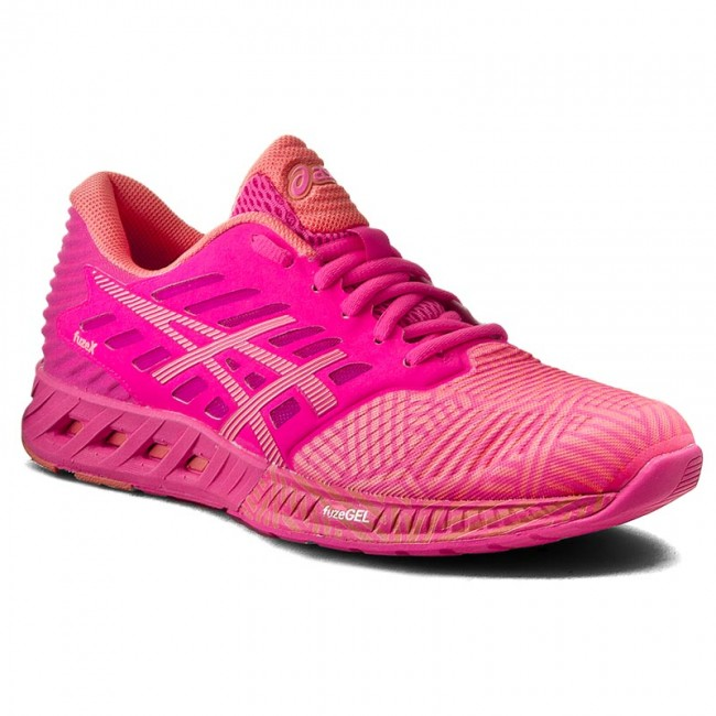 Peach Pink Running Shoes