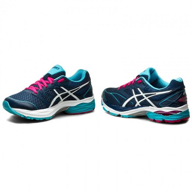 702c02ac Shoes ASICS - Gel-Pulse 8 T6E6N Poseidon/White/Sport Pink 5801