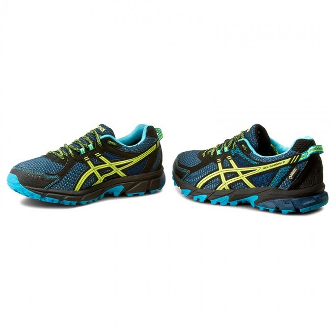 Shoes ASICS Gel Sonoma 2 G Tx T638N PoseidonSafety YellowBlack 5807