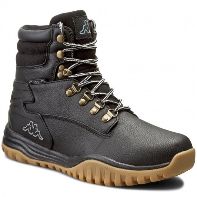 najlepiej kochany kup dobrze kupuj bestsellery Boots KAPPA - Farum Mid 242155 Black/Anthra 1113