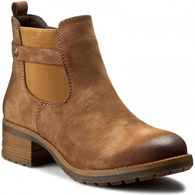96864 24 brown Ladies' boots