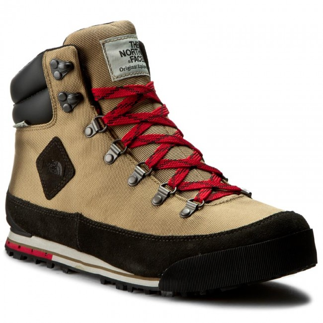 0551eefe1 Trekker Boots THE NORTH FACE - Back-To-Berkeley Boot T0APPLYW2 Utility  Brown/TNF Black