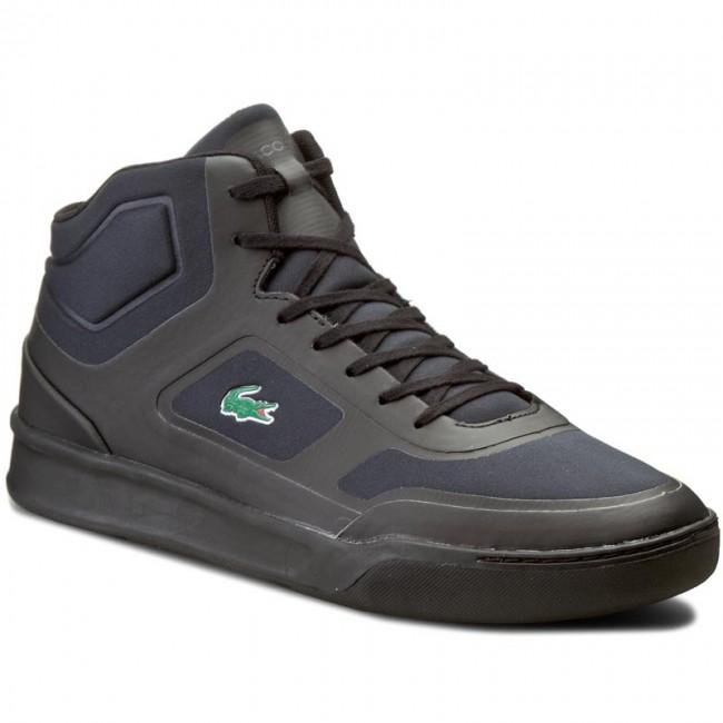 nowy wygląd na stopach o najlepszy hurtownik Sneakers LACOSTE - Explorateur Mid Spt 316 1 7-32SPM001102H Blk