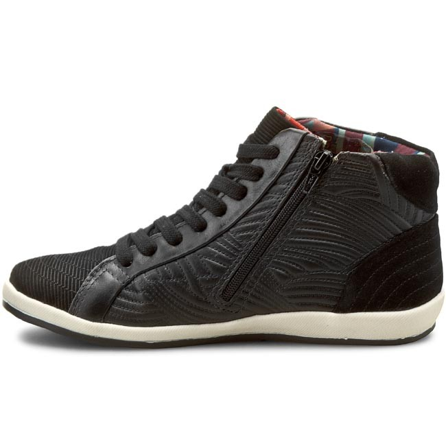 Sneakers KONDOR - Bottero 249901 Preto - Sneakers