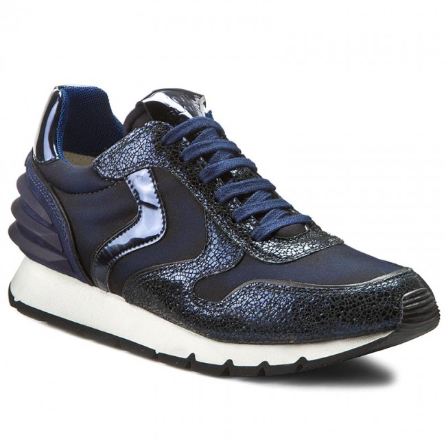 Sneakers VOILE BLANCHE Julia Power 0012010437.03.9123 BleuIndaco