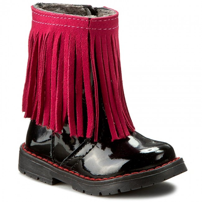 Knee High Boots ZARRO - 86/09 Black