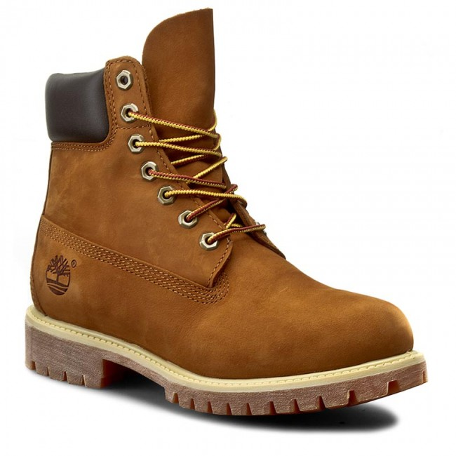 Hiking Boots TIMBERLAND Premium 6 Inch 72066TB0720668271 Orange
