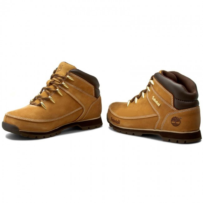 Hiking Boots TIMBERLAND Euro Sprint A122ITB0A122I2311 Wheat