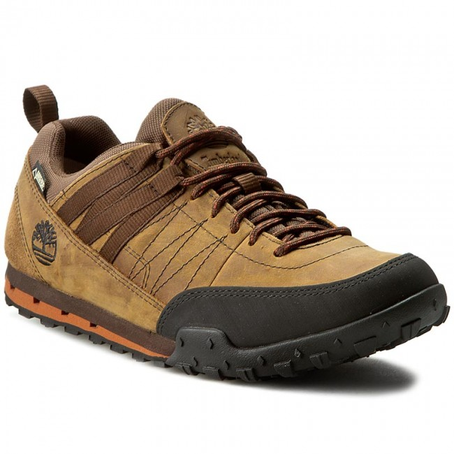 303986b4b9d91 Shoes TIMBERLAND - Greeley Approach Low A116E Brown