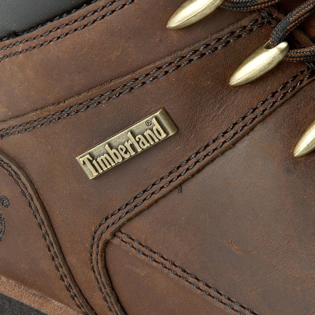 a35c21880fe Hiking Boots TIMBERLAND - Euro Sprint A1316 Dark Brown